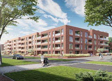 Wohnbebauung Kronsberg