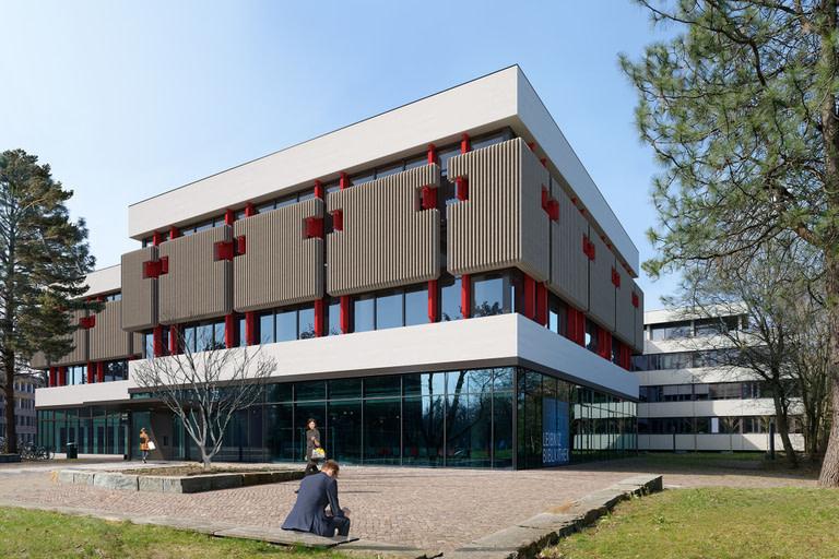 Leibniz Bibliothek Fassadensanierung Bestand