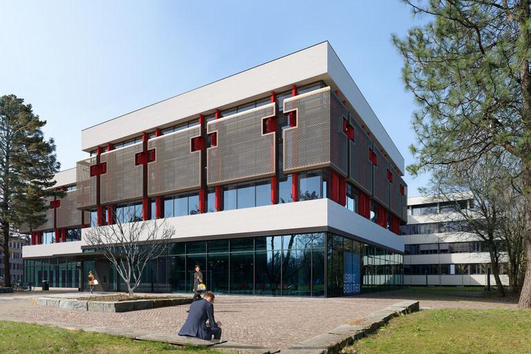 Leibniz Bibliothek Fassadensanierung Studie