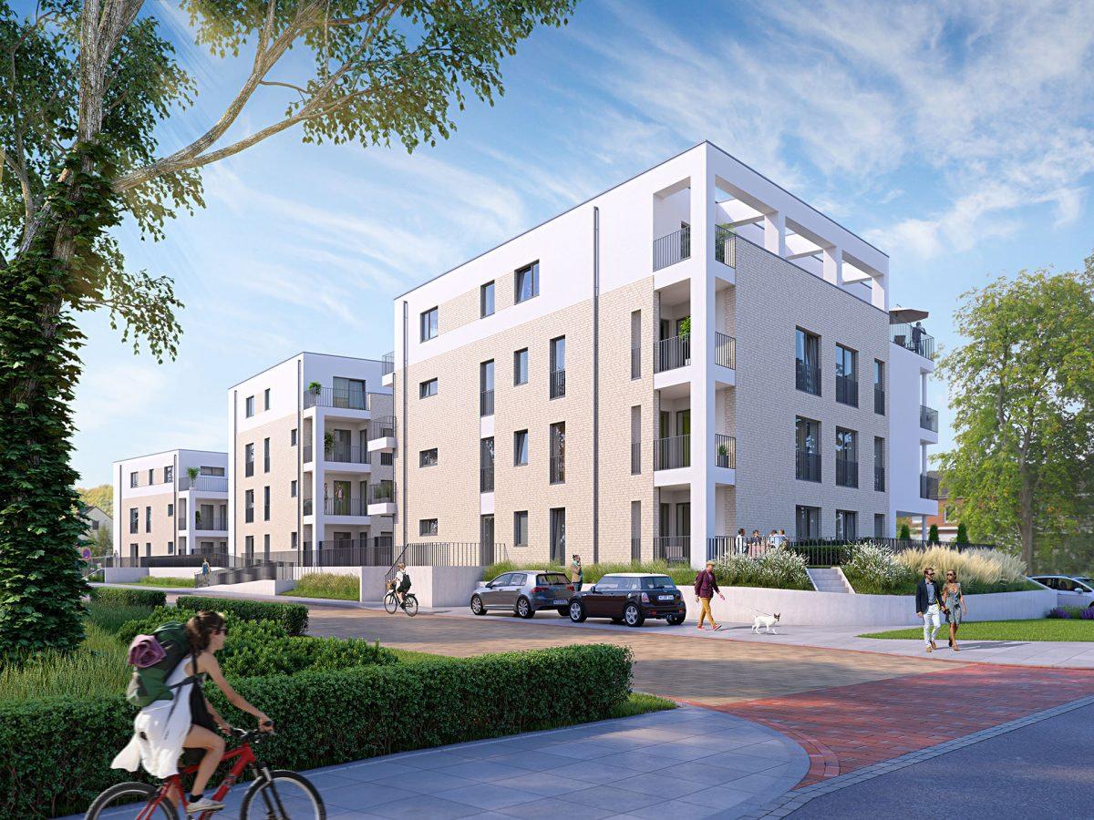 Wohnbebauung OldenburgerStr Nienburg Weser